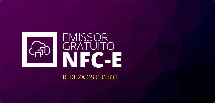 Emissor GRATUITO da NFC-e